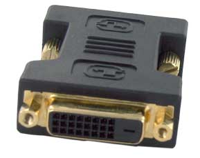 Dvi D Female To Female Adapter Only 29 50