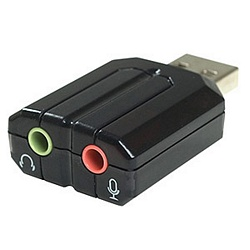 USB Stereo Adapter