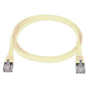 Image of 10 ft. BEIGE CAT5E SuperFlat Cable
