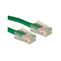 75 ft. GREEN CAT6 UTP Cable- Non-Booted
