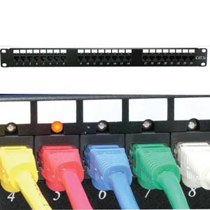 Computer Cables Networking Products Patch Panels Cat6