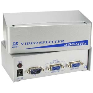 2-way VGA Splitter